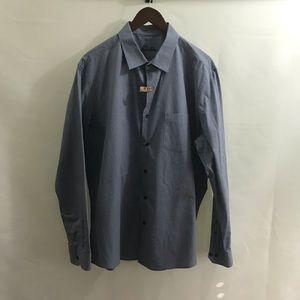 TASSO ELBA Man Classic front button. Shirt